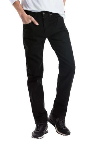 Levi's black Levi's 505™ Regular Fit Native Cali 00505-1469 B3C5FAA0BEBC87GS_1