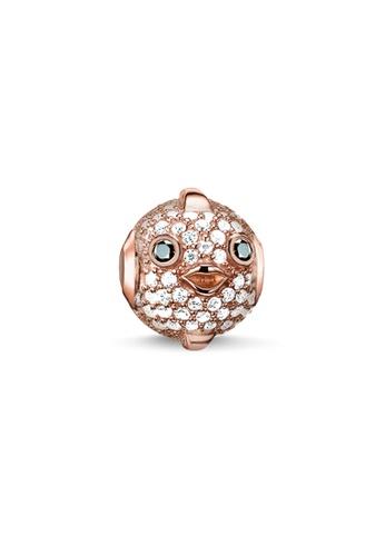 "THOMAS SABO gold Bead ""pufferfish"" E1EE7AC58253ACGS_1"