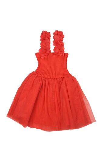 Gingersnaps red Orientalia Dress Grenadine 37402KA75C3525GS_1