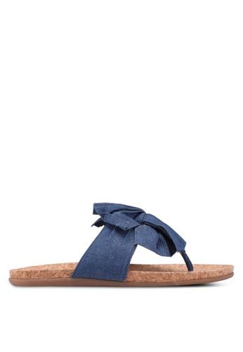 Kenneth Cole blue Slim Gal Sandals 99E94SH15B78C7GS_1