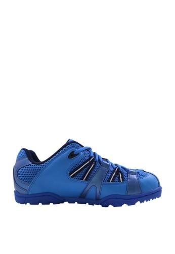 FANS blue Fans Leuser BL - Hiking Premium Shoes Blue 3C26ASH715A07EGS_1
