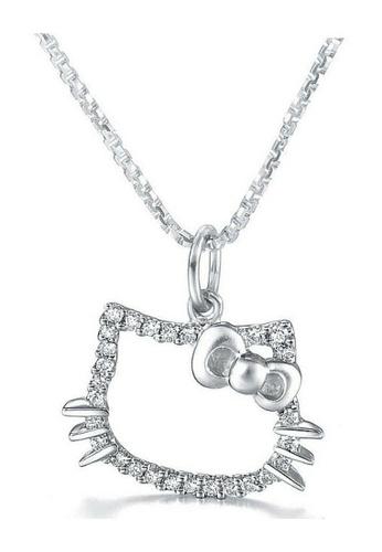2dcff20ce Buy Vivere Rosse Cute Kitty Necklace Online | ZALORA Malaysia
