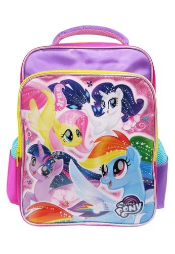 My Little Pony blue and purple My Little Pony Shinning Pre-School Bag C72EFKCB4D28D9GS_1