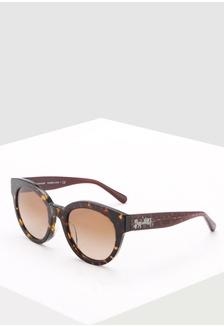 c9e3162c6c Buy Furla Furla SFU045 Black Sunglasses Online