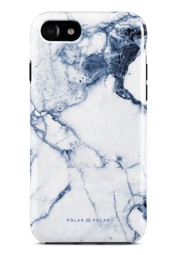 Polar Polar blue Indigo Vase Dual-Layer Tough Case Glossy For iPhone SE (2nd) / 8/7 A1D2BAC36965A1GS_1