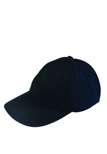 HYPE MNL blue Plain Baseball Cap AD172AC4783403GS_1