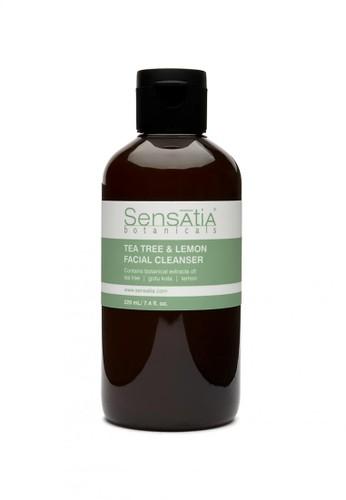 Sensatia Botanicals n/a Sensatia Botanicals Acne Clarifying Facial Cleanser - 220 ml 7455ABE2ECFDA0GS_1