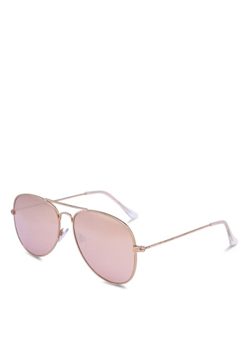 Rubi gold Arabella Metal Sunglasses 1F291GLE3941F9GS_1