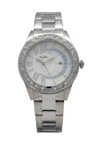 Alba silver ALBA Jam Tangan Wanita - Silver - Stainless Steel - AXHH33 AC685AC83BC4FEGS_1