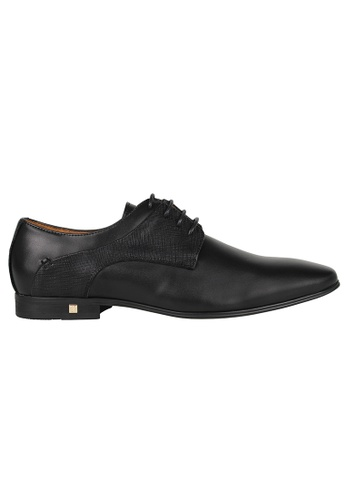 Tomaz black Tomaz F181 Lace Up Formal (Black) 01798SH4014492GS_1