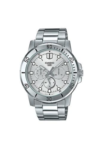 Casio silver CASIO GENERAL MTP-VD300D-7EUDF MEN'S WATCH 218A0ACA506F97GS_1