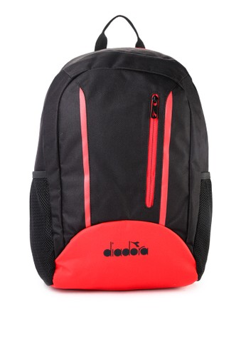 Diadora black Backpack 8102 37051AC22E0560GS_1