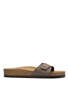 65bfc3d7d456 Birkenstock brown Madrid Sandals BI090SH65JQOMY 1