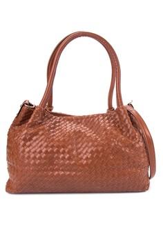 Stewart Weave Shoulder Bag
