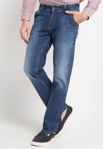 Lois Jeans blue Long Pants Denim LO391AA0U4QNID_1