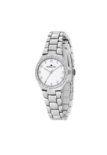 Morellato silver Morellato Stile 30mm Silver Ladies Wathces R0153157503 742F9ACD801892GS_1