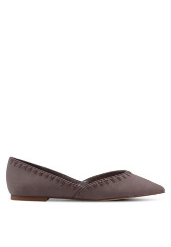 ALDO brown Roldanillo Flats BD27DSH0523138GS_1