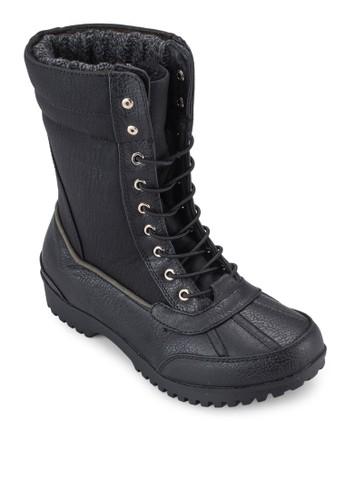 Loveride esprit hong kong繫帶短靴, 女鞋, 鞋
