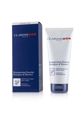 Clarins CLARINS - Men Shampoo & Shower 200ml/7oz 89B75BEA787D01GS_1