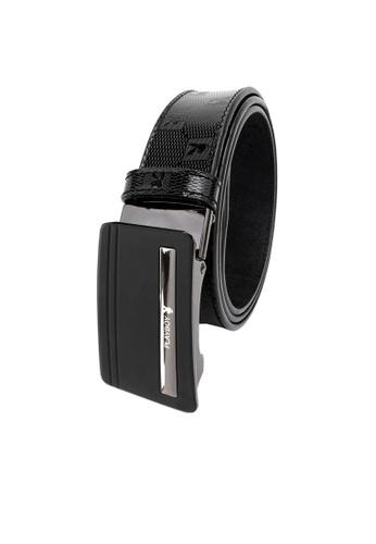 Playboy black 35mm Holeless Clip Belt 5C204ACA952AD3GS_1