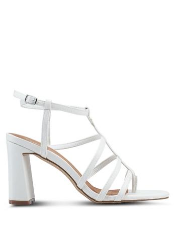 ce6ea96c8 Buy Rubi Farrah Strappy Toe Post Heels Online on ZALORA Singapore