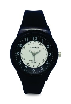 Fortuner Watch Jam Tangan Wanita FR JA 500 - White