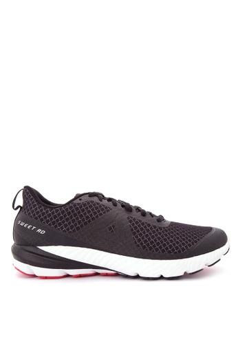 Reebok black OSR Sweet RD Se Running Shoes RE600SH0JA34PH_1