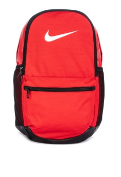 check out 7501f 4ddf2 Nike red Nike Brasilia (Medium) Training Backpack 37428ACFEE8A06GS 1