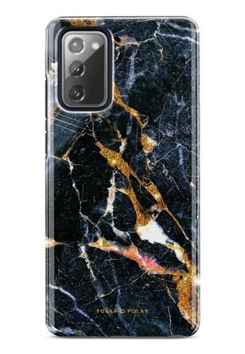 Polar Polar black Winter Forest Dual-Layer Tough Case Glossy For Samsung Galaxy Note20 5G 1B49DAC5005728GS_1