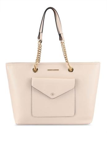 ALDO beige Calambrone Handbag D1FF2ACD3CC9B4GS_1