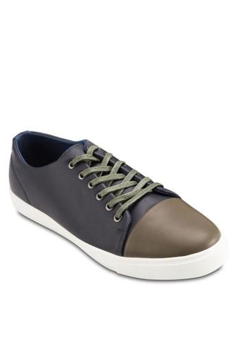 2 色調仿皮革休閒鞋, 鞋,esprit cn 鞋