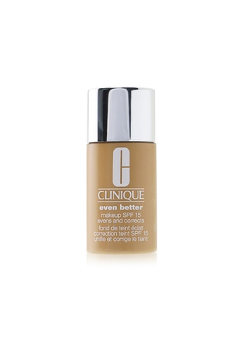 Clinique CLINIQUE - Even Better Makeup SPF15 (Dry Combination to Combination Oily) - WN 76 Toasted Wheat 30ml/1oz 94350BE7D41672GS_1
