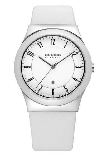 Bering silver Ceramic 32235-354 White 35 mm Unisex Watch C20CBAC9BEEEEDGS_1