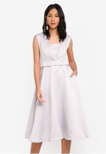Megane grey Doreen Bridesmaid Dress 7A978AA49A35C2GS_1