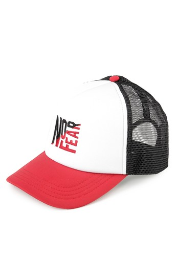 No Fear white Randevous - Trucker Hat EE414AC733E0BAGS_1