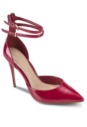 Maresprit outlet 高雄ylee 雙扣環踝帶側空高跟鞋, 女鞋, 鞋