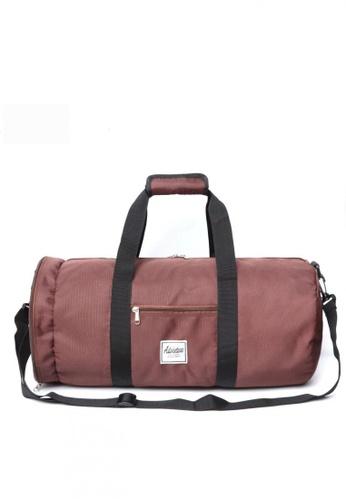 The Adventure brown Foldable Travel Bag Vlad Prime 07B3BAC2840C0CGS_1