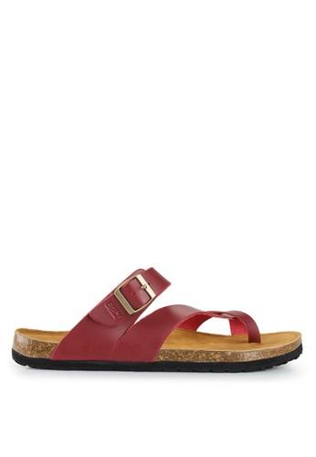 GREENLIGHT red Men Slippers 1111 GR397SH0V82YID_1