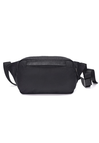 Lara black Men's Crossbody Bag E602FACA58D122GS_1