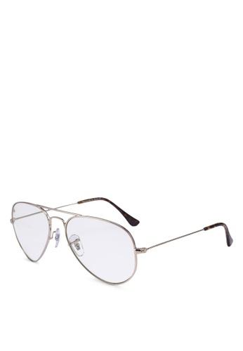 Privé Revaux 金色 The Voltaire Sunglasses 3BC88GL7C8A349GS_1