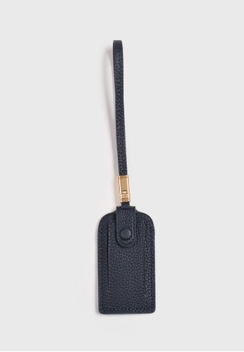 Tocco Toscano navy Aimee Luggage Tag (Navy) 6072EAC6485527GS_1