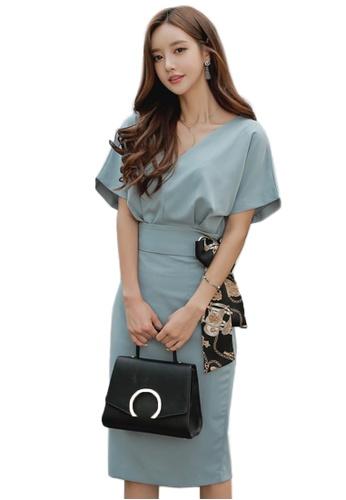 Sunnydaysweety blue New Summer Two - Piece Dress A070510 SU219AA33OBMSG_1