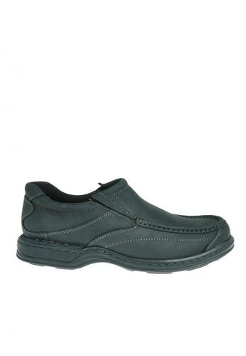 Hush Puppies black Mens Shoes Pike Slip On B9433SH8226AE3GS_1