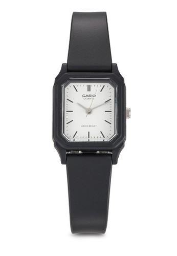 矩形框樹脂帶手錶, 錶類,esprit retail 飾品配件