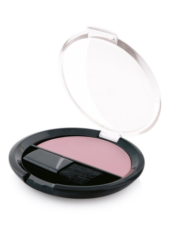 GOLDEN ROSE pink Silky Touch Blush-on - #208 GO743BE98DVTMY_1
