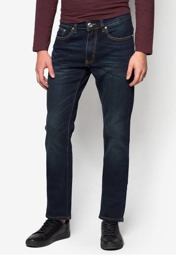 Funk 修身牛仔長esprit hk outlet褲, 服飾, 牛仔褲