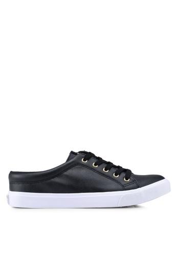 North Star black North Star Monochrome Sneakers 20D00SH87DCA99GS_1