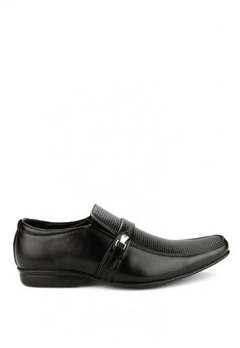 Cardam's Lifestyle black River Formal Shoes 181B4SH42579E5GS_1