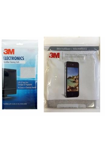 Scotch-Brite 3M Scotch Brite Microfiber Cleaning Cloth - Electronics + Lens 679C5ES0C38F21GS_1