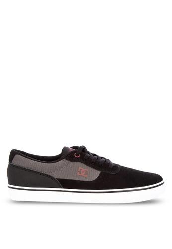 DC black Switch Shoes DA4E0SHBF594D2GS_1